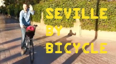 Seville by bike