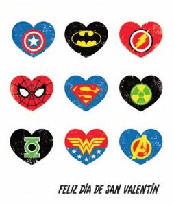 Superhero printable