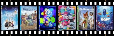 6 animated Spanish films