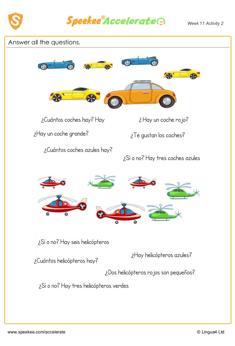 Transportation questions