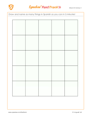 picture about Printable Spanish Word Search Answers titled 300+ Totally free Spanish Printables for Small children